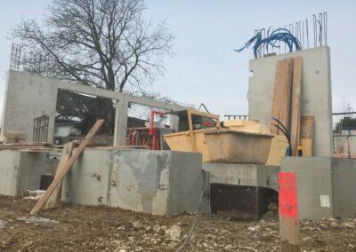 Aktuelle Projekte Einfamilienhaus Stampfli Wicki AG