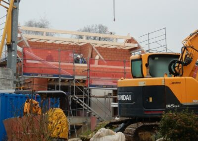 Bau Einfamilienhaus Stampfli Wicki AG