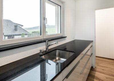 Kueche Mehrfamilienhaus Stampfli Wicki AG