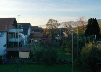 Bauprofil Mehrfamilienhaus Stampfli Wicki AG