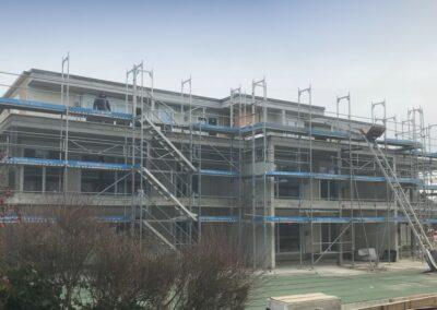 Aktuelle Projekte Mehrfamilienhaus Stampfli Wicki AG